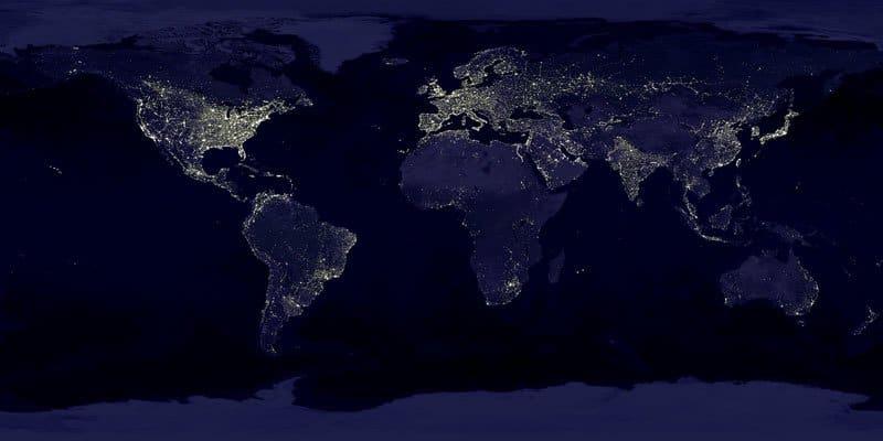 Gece Dünya