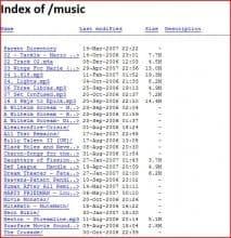 Index of ~