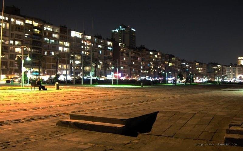 Alsancak Gecesi (Alsancak, İzmir)