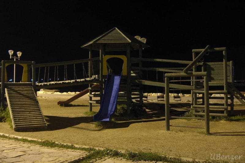 Yalnızlık Parkı