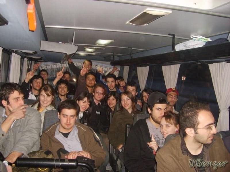 Dönüş Otobüsü