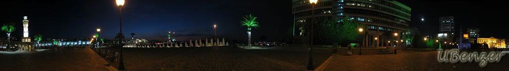 360 derece Konak Meydanı, İzmir