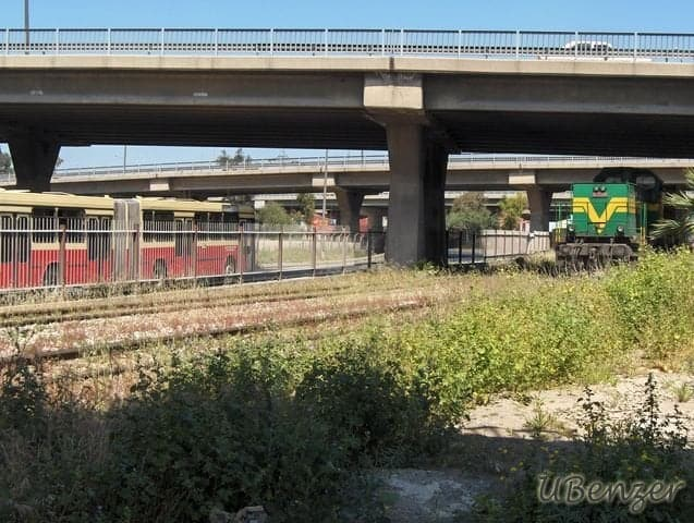 Yürüyecek yol kalmayınca demir yoluna sızdık...