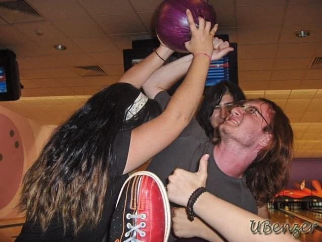 Birinci Sınıfın Son Günü: Bowling Maymunlukları (: