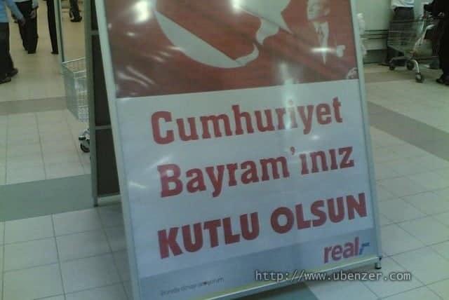 Real Alışveriş merkezi, Antalya