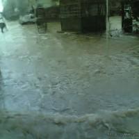 Antalya'da Sel 13 Şubat 2009