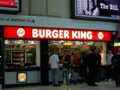 burger king orijinal