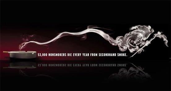 Her yıl 53.000 insan, pasif içicilikten dolayı ölmektedir.