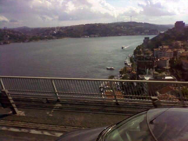 Havaş'ın İçinden İstanbul Boğazı