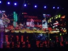 2 Ekim 2010 Scorpions İstanbul Konseri