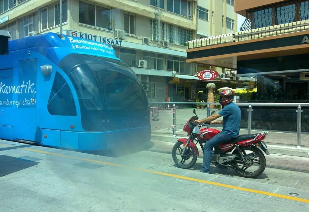 Tramvay Motor Antalya