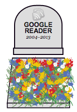 google reader mezar