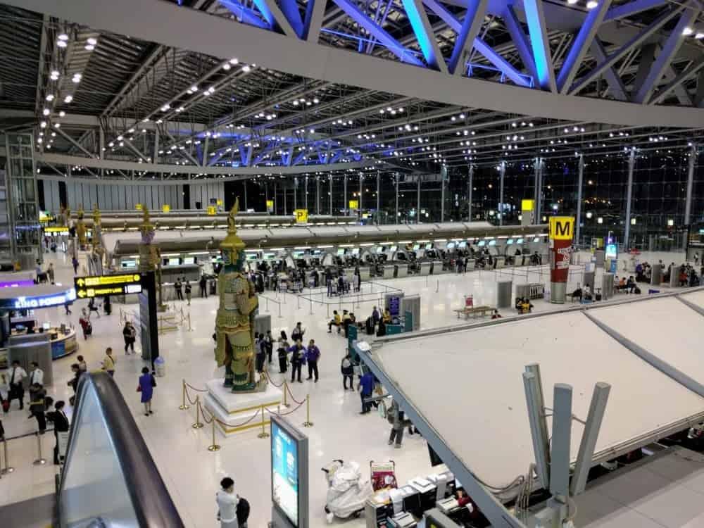 bangkok havaalani 1