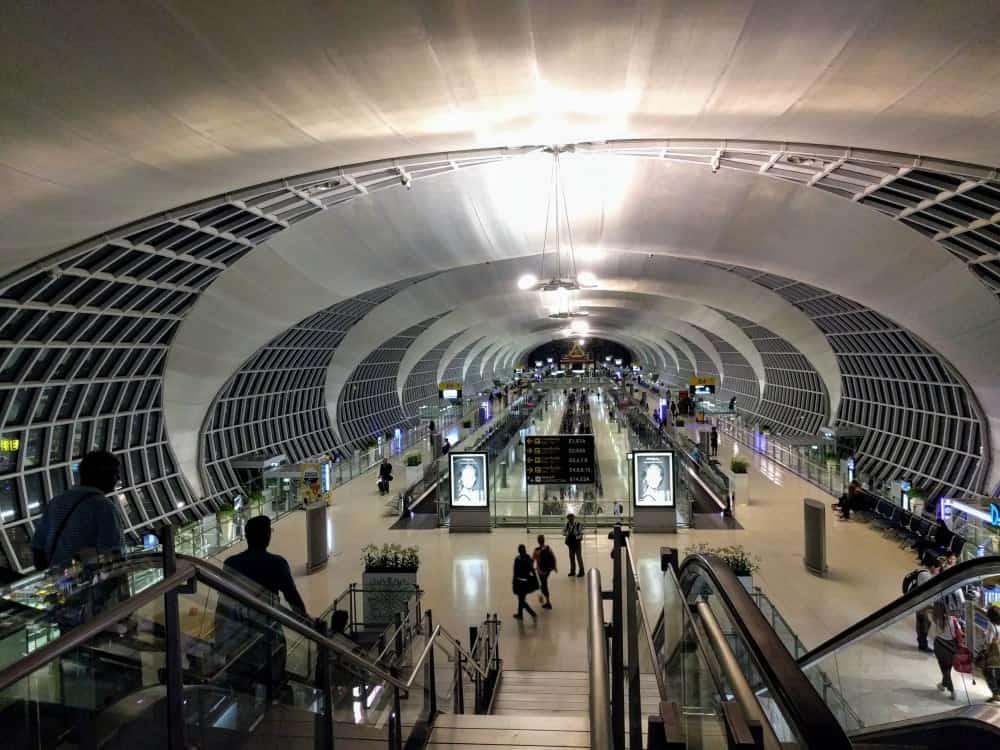 bangkok havaalani 2