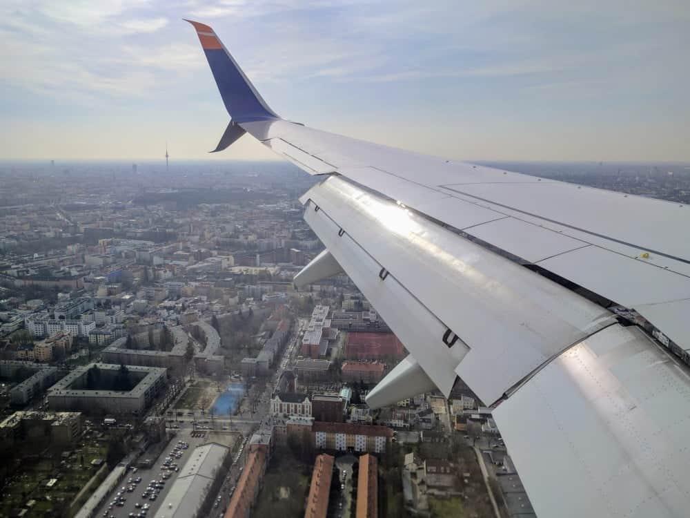 berlin landing
