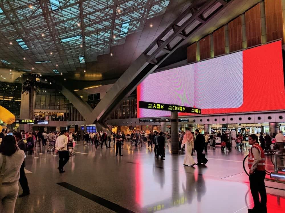 doha airport 1