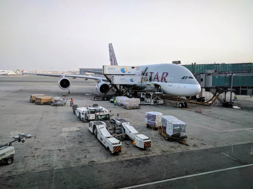 qatar a380 1