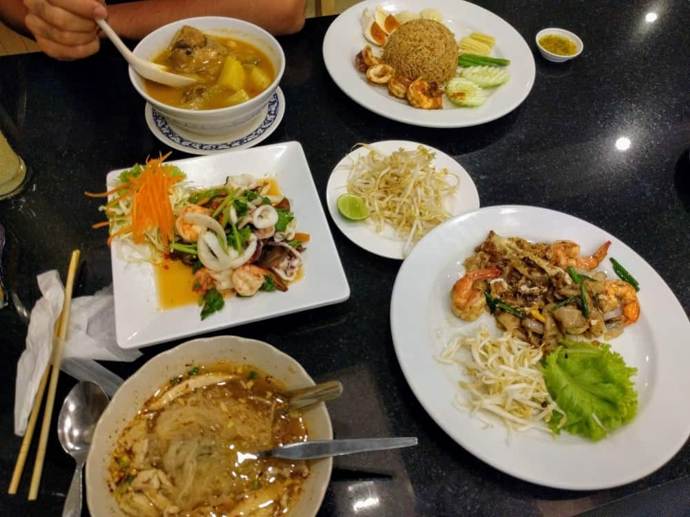 tayland yemek 1