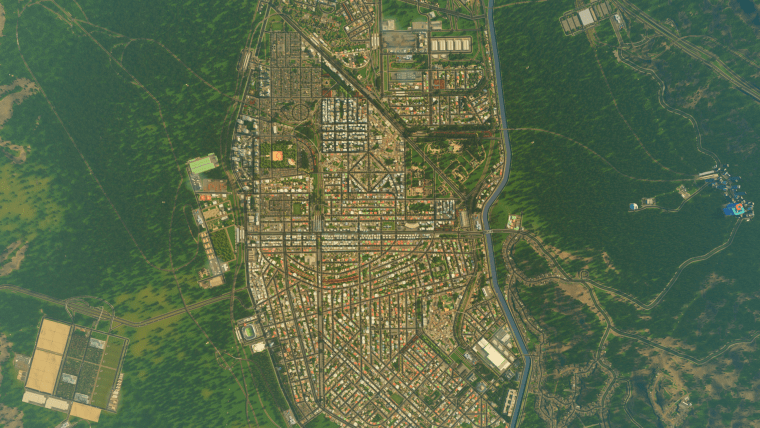Cities Skylines Dalaman