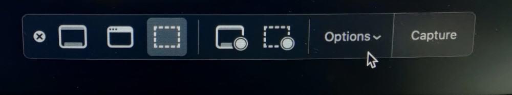 ekran goruntusu kaydetme ayarlari mac